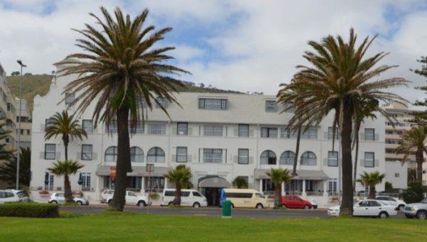 Hotel Winchester Mansions, Kapstadt