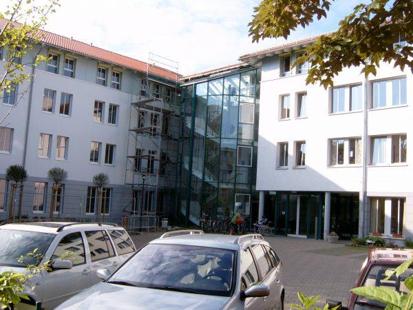 Pflegeheim, Dresden